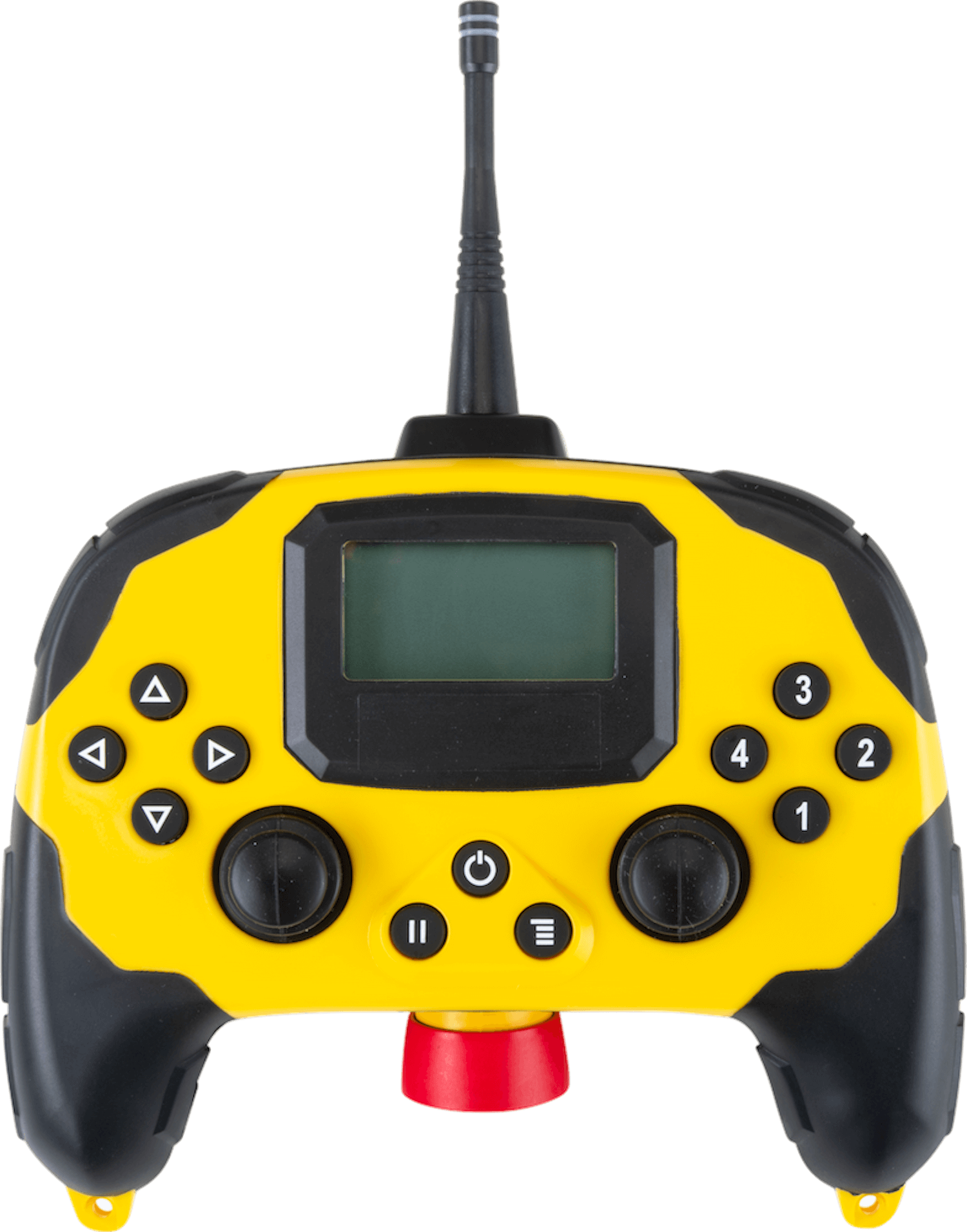 Remote Control for Heavy Equipment