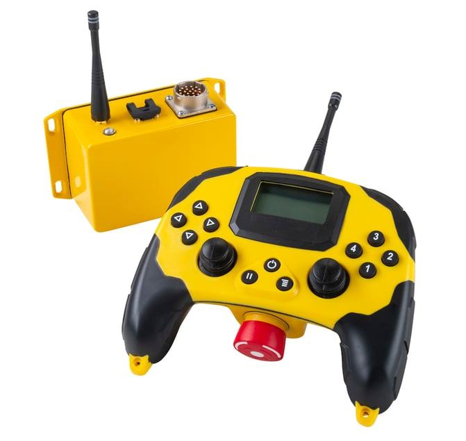 Safe Remote Control System FORT Robotics