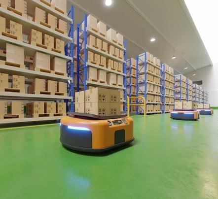 Warehouse-AGV-1