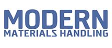 Modern materials handling logo