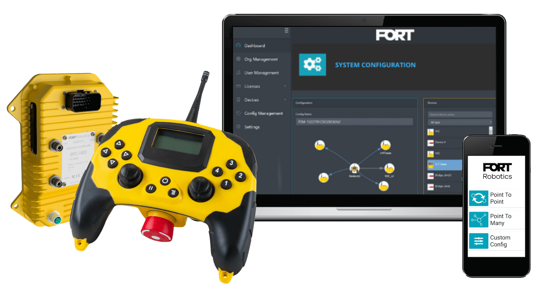 FORT Platform Safety, Security, Cloud Control
