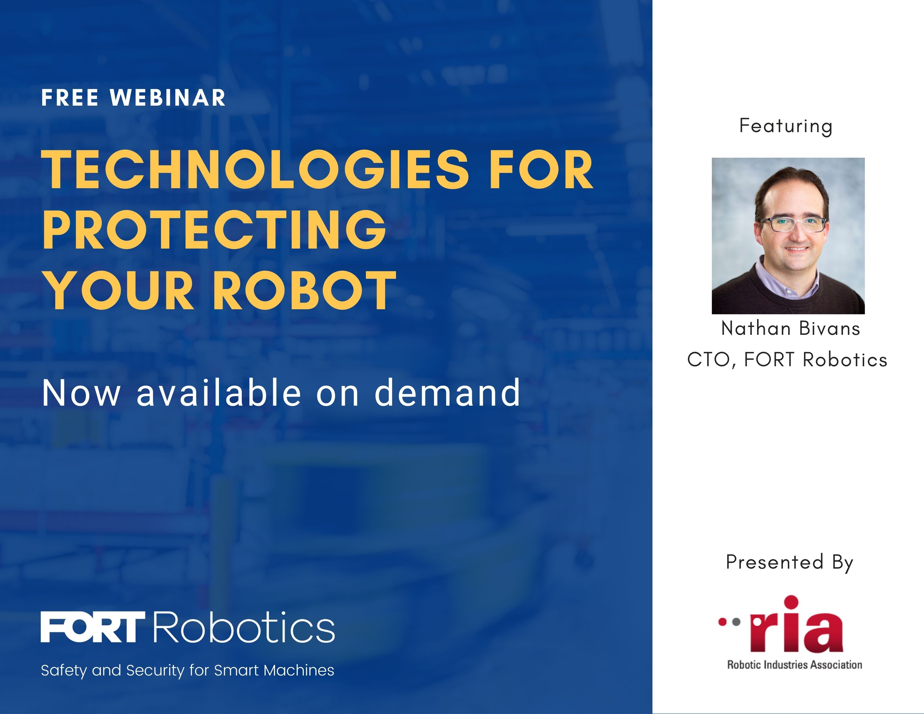 Technologies for Protecting Your Robot