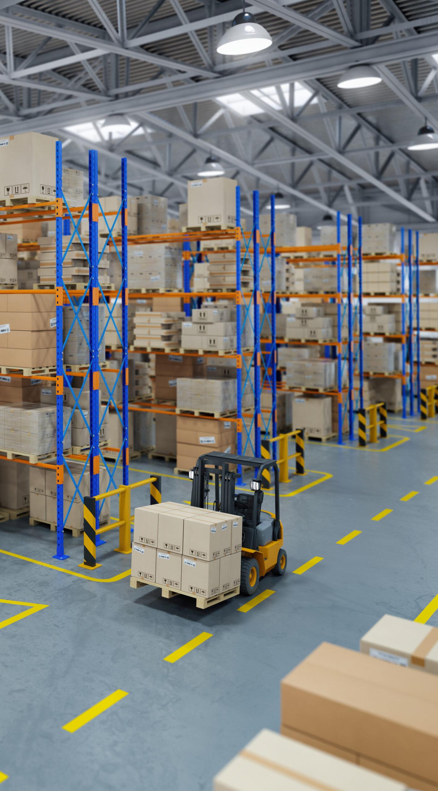 Warehouse-scaled