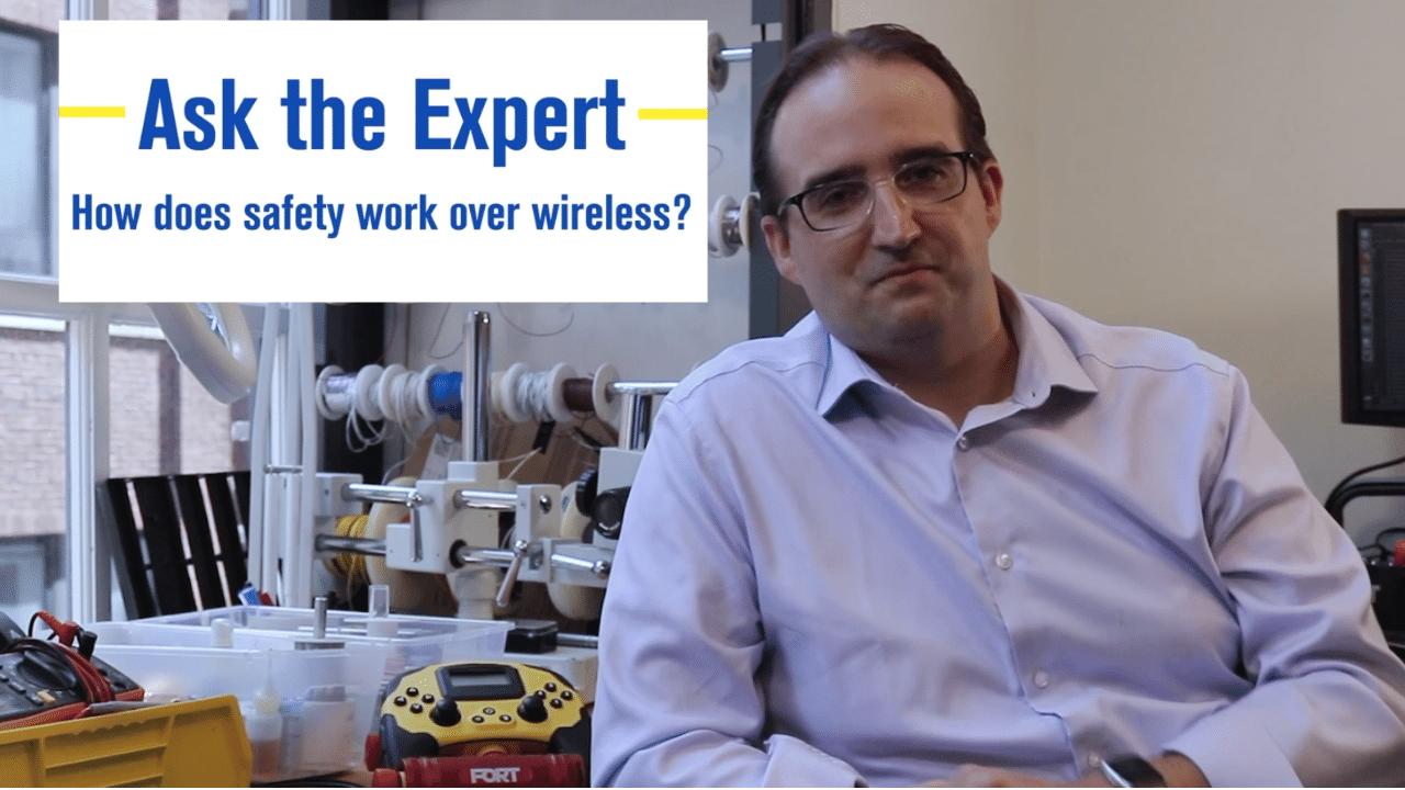 Video: How Wireless Machine Safety Works